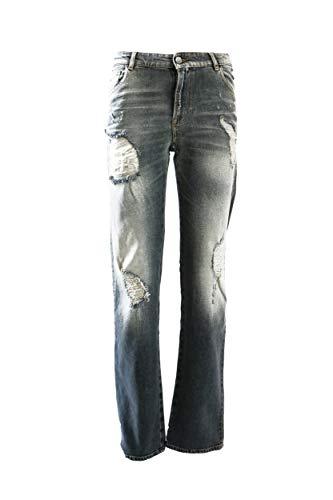 Donna Inverno Autunno Grigio A 2019 Jeans i Twin Set Ja82yb 2018 Denim OWA0nExFwq