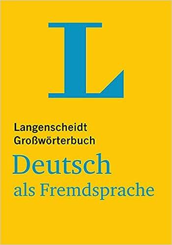 """تحميل كتاب LANGENSCHEIDT pdf التدريب الشامل على الحصيلة اللغوية الالمانية مقسم طبقا للموضوعات، ومزود بالحلول"""""""