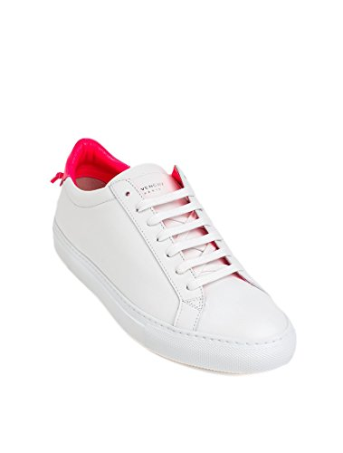 GIVENCHY-WOMENS-BE08219149126-WHITEPINK-LEATHER-SNEAKERS