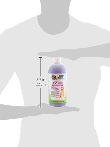 Nature's Specialties EZ Out Detangling Pet Shampoo, 32-Ounce by Nature's Specialties Mfg (Image #2)