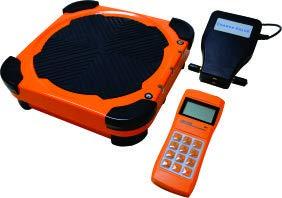 (Suryha Programmable Wireless Electronic Refrigerant HVAC Scale 100Kg)