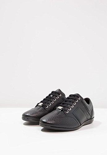 Versace Collection Formal Herren Sneaker Schwarz Schwarz