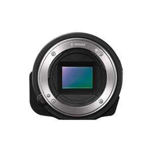 Sony lens style camera QX1 body (lens sold separately) (Black / digital SLR) (International Model)