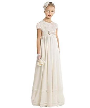 Chiffon Communion Dresses