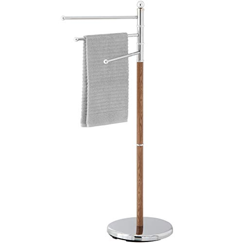 MyGift 40-Inch Freestanding Stainless