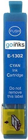 Go Inks E 1302 Tintenpatrone Als Ersatz Für Epson T1302 Zur Verwendung Mit Epson Stylus Drucker 1 Stück Bürobedarf Schreibwaren