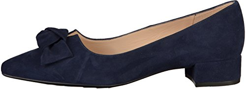 Leather 5 21119 UK Pumps Peter Dark Kaiser Womens 8 Ppx0aqI
