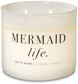 QTY 2X Bath and Body Works 3 Wick 14.5 Ounce Candle Champagne Toast