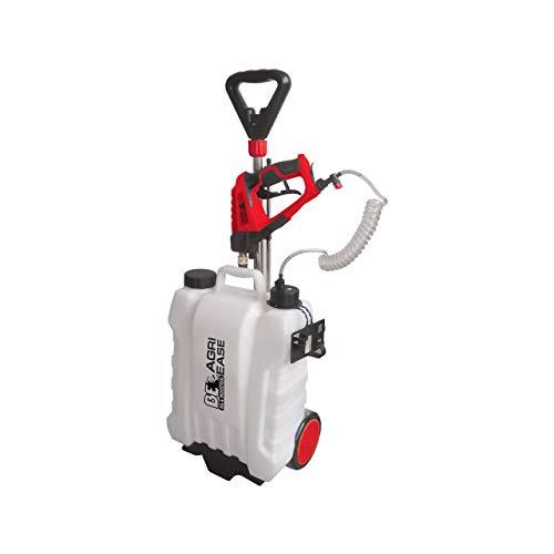 AgriEase 4 Gallon Garden Wheel Sprayer | 90.709.016 (4 Gallon Wheel Pump Sprayer)