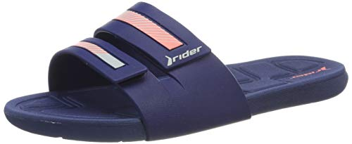 8100 Fem Donna Prana orange Rider blue Sabot Ii 40Fqg1q
