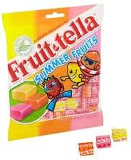 Fruit-tella Summer Fruits (135g x 6)