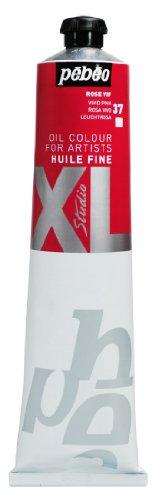 Pebeo Studio Xl Fine Oil 200-Milliliter, Vivid Pink (Pink Brads)