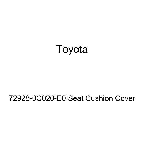 Front Honda Genuine 77231-SA6-652ZA Seat Cushion Trim Cover Right