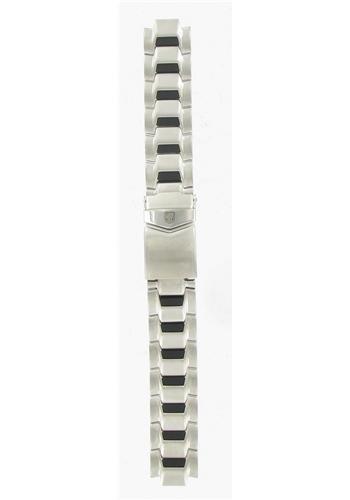 Luminox 18mm Ladies' Steel/Carbon Watchband