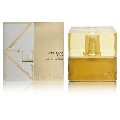 Shiseido Zen (New) by Shiseido for Women. Eau De Parfum Spray -