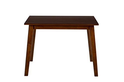 Jofran 452-42 Simplicity Square Dining Table, Caramel