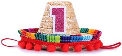 Amazon.com: Pancarta de fiesta para el primer cumpleaños ...