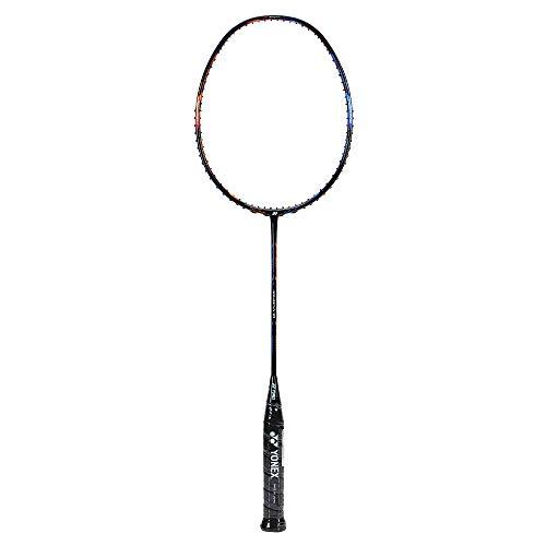 YONEX DUORA 10 LT Unstrung Badminton Racquet   Orange , G4 , 80 84.9 grams , 24 lbs