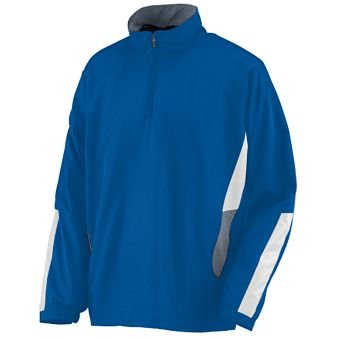 Drive Pullover Style 3720 SMALL Royal//Graphite//White