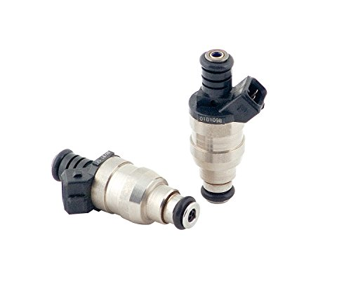 Accel Fuel Injectors (ACCEL 150132 Performance Fuel Injector Flow Rating 32 lb. Per Hour EV1 Minitimer Style High Impedance 1 pc Performance Fuel Injector)