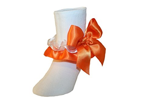 Socks Princess LLC Ruffle Organza