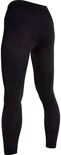 HOYISOX Compression Tights 20-30 mmHg for Men Seamless Legs for Running and Athletic Use