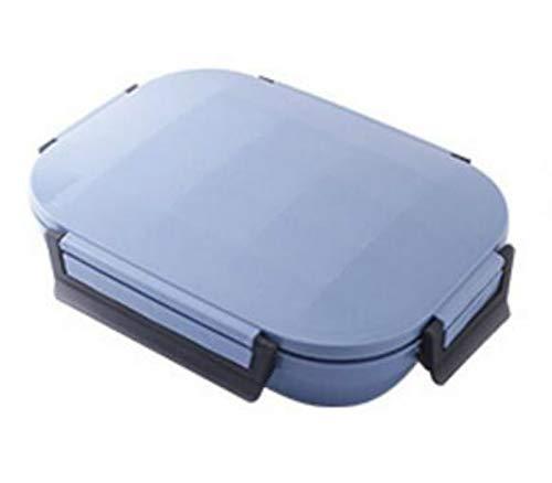 WWUUOOPRT Isolierte Lunch Box Edelstahl Student Student Student Lunch Box B07GS257D5 | Billiger als der Preis  fdbde4