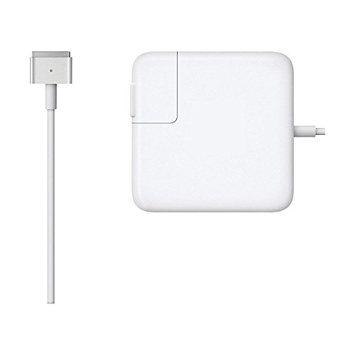 Macbook Pro Charger, AC 60W Magsafe2 T-Tip Power Adapter Charger for MacBook Pro 13.3