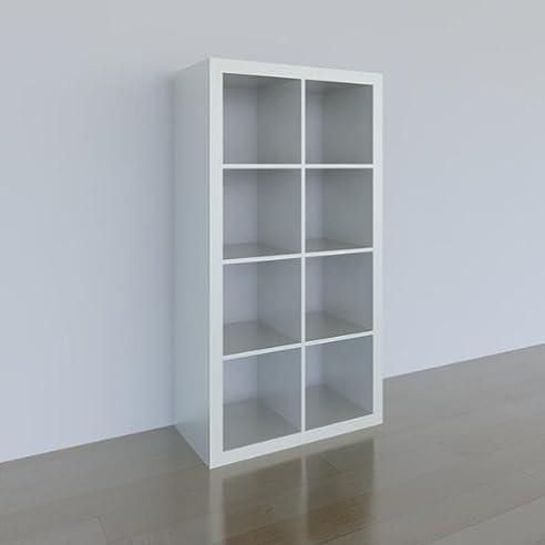 Bücherregal expedit  IKEA EXPEDIT Regal (8 Fächer) WEIß, 149x79x39cm: Amazon.de: Küche ...