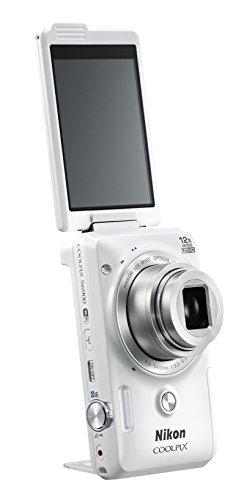 ニコン クールピクス S6900 ナチュラルホワイト