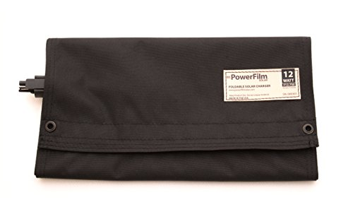 PF POWERFILM 12 Watt Foldable Solar Panel