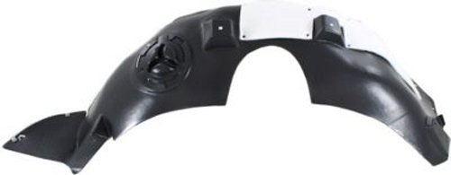 Crash Parts Plus Front Passenger Side Right Splash Shield Fender Liner for 2010-2013 GMC Terrain