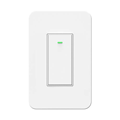 3 Way Smart Switch Wifi 3-Way Light Switch Compatible with Alexa Google Assistant and IFTTT