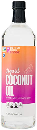 BetterBody Foods Organic Liquid Coconut