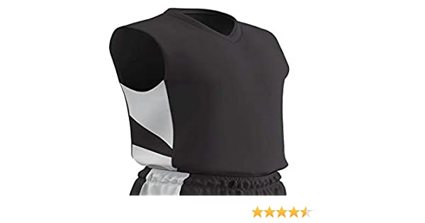 5de75b8ab5e6 Amazon.com  Champro BBJ7 Reversible Basketball Jersey  Clothing