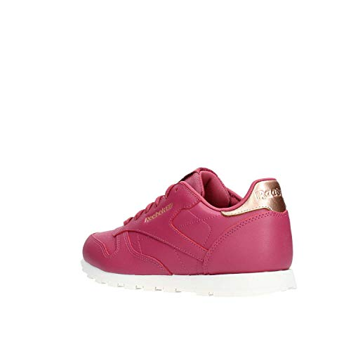 chalk Femme Classic Berry Multicolore De twisted rm Chaussures Reebok Fitness 000 Leather SgnpwpqvR