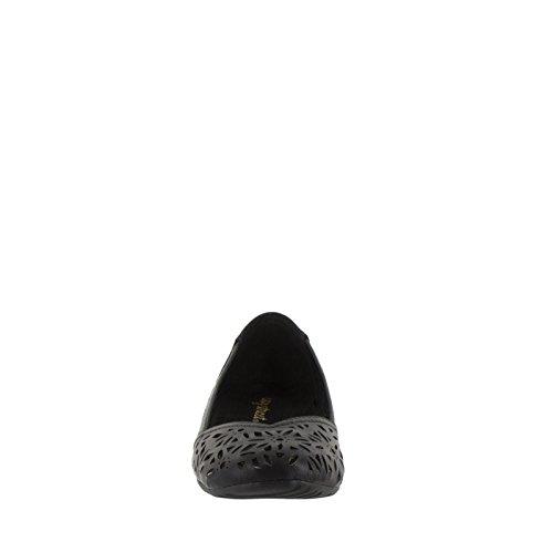 Easy Street Charlize Mujer Piel Zapatos Planos