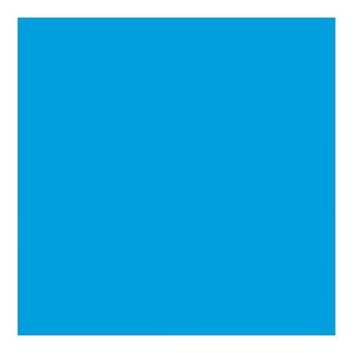 Filters Gel Lee (Lee Filters Medium Blue 24x21