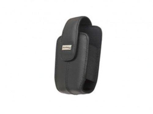 BlackBerry Carrying Case with Detachable Swivel Rotating Belt Clip for BlackBerry 8800 (Black) [Bulk Packaging]