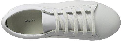 Paul & Joe Damen Fosiris Sneaker Blanc