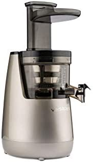Versapers 140 - Extractor de zumos, color plateado: Amazon.es: Hogar