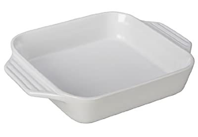 Le Creuset Stoneware Square Dish, 9.5-Inches