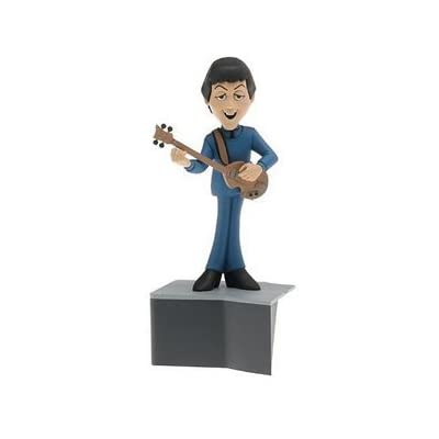 Paul McCartney Beatles Saturday Morning Cartoon Action Figure Mcfarlane: Toys & Games