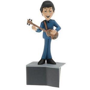 Paul McCartney Beatles Saturday Morning Cartoon Action Figure Mcfarlane