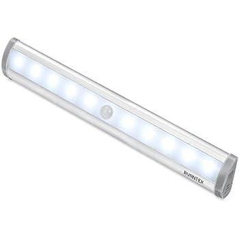 Under Counter Lighting, AVANTEK ELF L1 Wireless Under Cabinet Lighting, Motion  Sensing Led