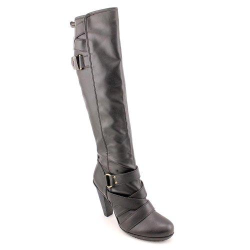 DKNY Womens Ruckus Closed Toe Knee High Fashion Boots, Black, Size - Boots Black Dkny