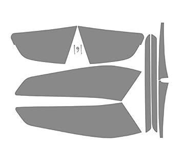 2014 2015 LIGHT Subject 9 Fits: Optima Pre-cut vinyl overlay Headlight PLUS tint