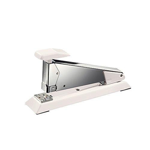 Rapid Desktop Stapler, 50 Sheet Capacity, Ergonomic Metal Body, Coconut kiss, Retro K2, -