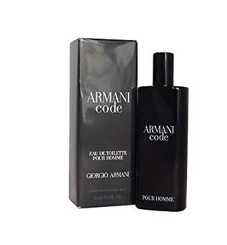 319cc39e79c5 Amazon.com   Giorgio Armani Code Eau de Toilette Spray for Men