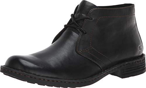 Born Men's Harrison Boots Shoe (9 D(M) US) Black (Men Boots Born)